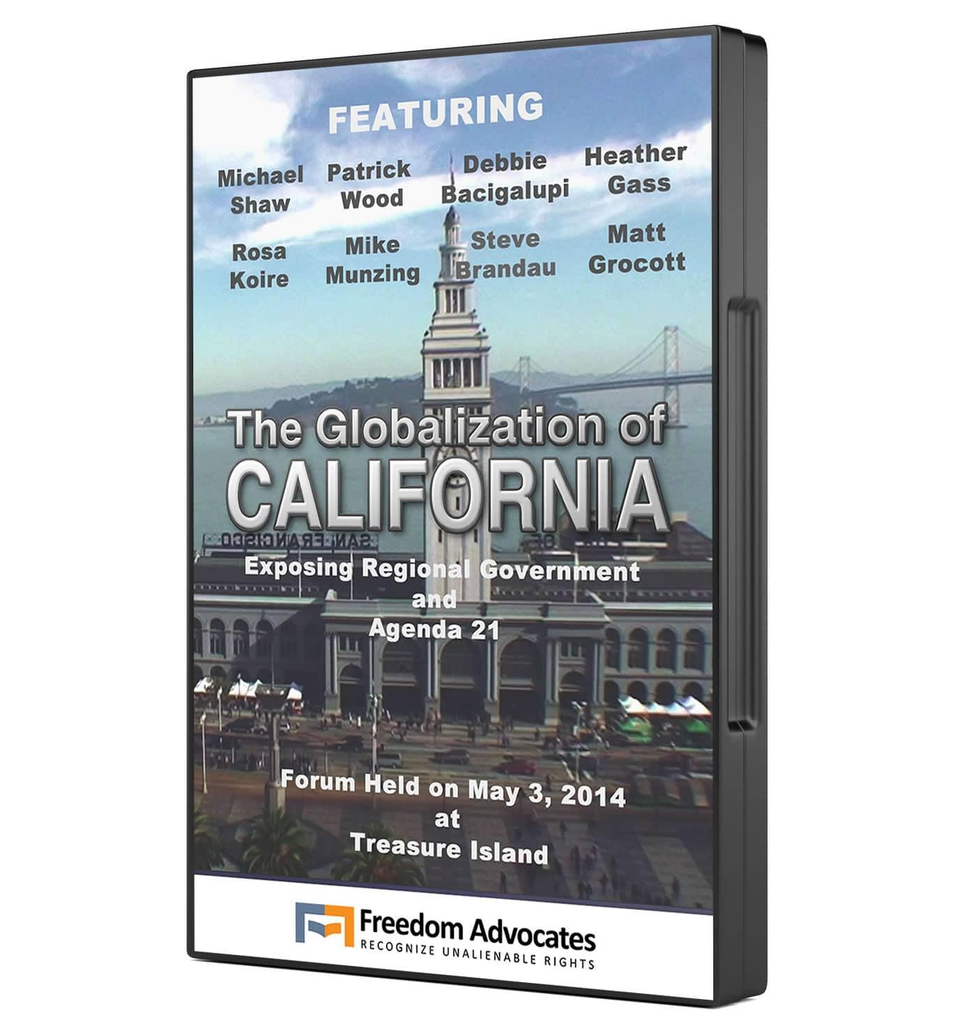 The Globalization of California